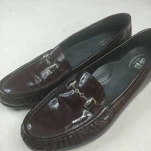 SAS Tripad Women Metro Horsebit Loafer Shoes Sz 9